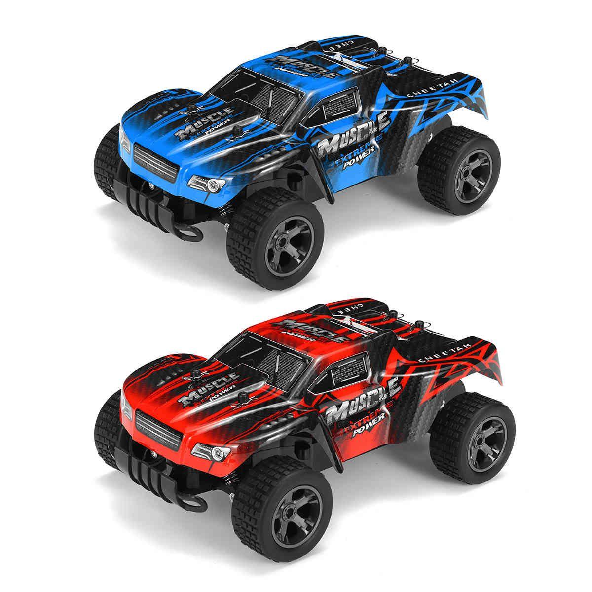 RC Cars Radio Control 1:20 2.4G rock car Buggy Off-Road Trucks Toys For Children High Speed Climbing Mini Rc Drift driving Car 210322