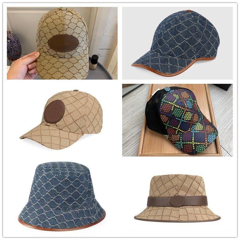 Männer Frauen Casquette Baseballmütze Mode Luxurys Designer Mützen Hüte Mens Sonnenhut Outdoor Golf Cap Einstellbare Motorhaube Mütze Sunhat