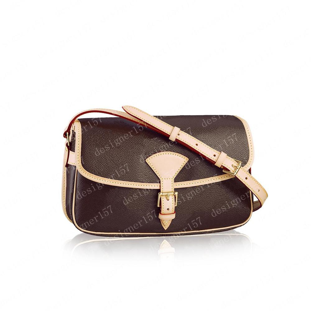 Umhängetaschen Crossbody Bag Womens Sologne Handtaschen Crossbody Tasche Geldbörsen Taschen Leder Kupplung Rucksack Brieftasche Mode FannyPack 69 563