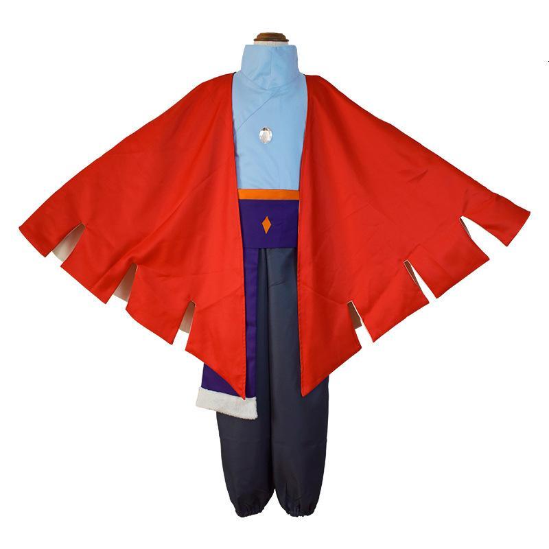 Himmel licht cos anfänglich 27 farbe spiel cape animation niedlich cosplay männer und damenbekleidung