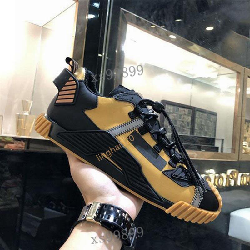 Criança 2020 Top Quality Masculino Design NS1 Sneakers Luxe Sapatos Femininos Moda Casual Trainer Shoes Design Sapatos Mulheres