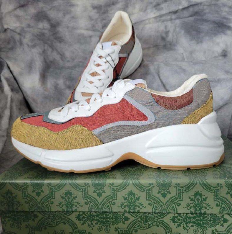 Calçados Clássicos Qualidade Couro Homens Mulheres Sneakers Luxurys Designers Shoe Estilista Lates Lace Up Sneaker Borracha Baixa Plataforma Top Top Home011 11
