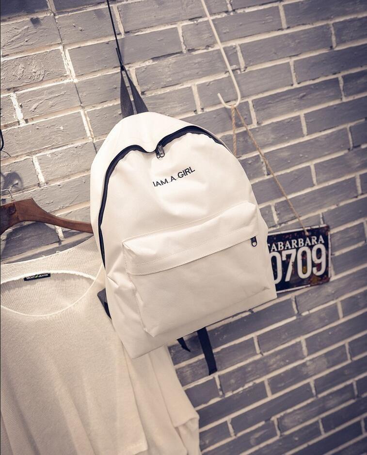 Mochila jtfan2021 moda mujer ocio coreano damas knapsack bolsas de viaje casual para la escuela clásico