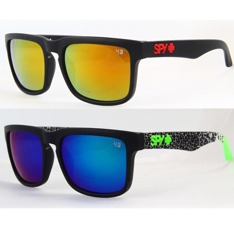 Lunettes de soleil de voyage classique carrée pour hommes Femmes Sports Beach coloré Happy 43 lunettes de soleil lunettes UV400 lunettes lunettes de lunettes