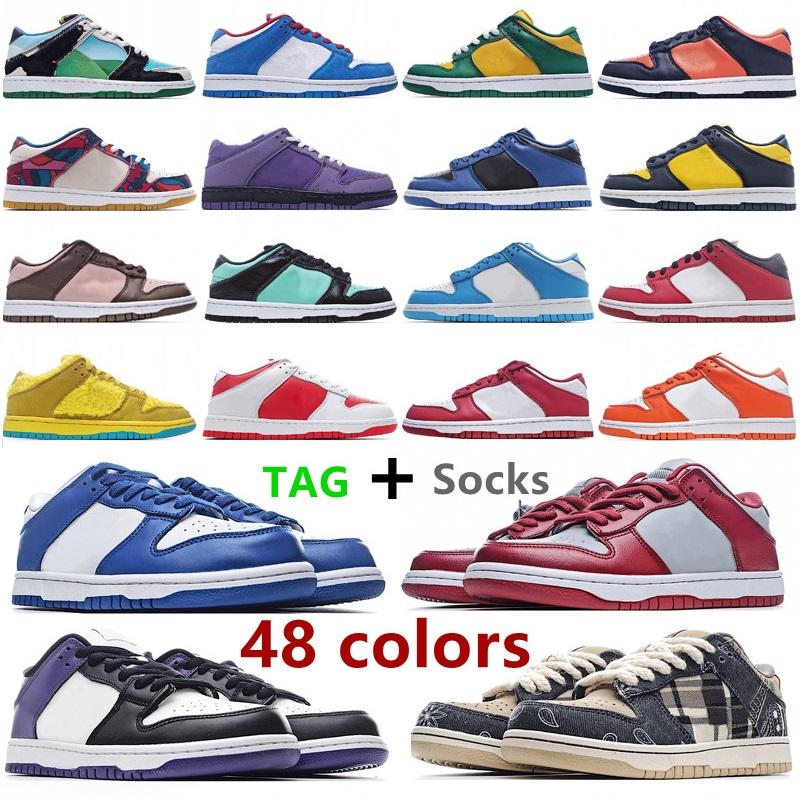 dunk Chunky Dunky Low running shoes for men women Dunks Kentucky University Red green bear Syracuse Chicago Valentines Day womens trainers outdoor sports sneakers