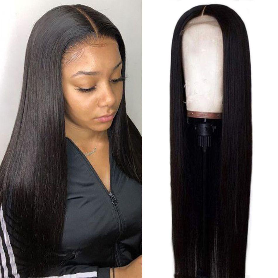 4x4 5x5 13x4 13x6 hd شفافة الإنسان الشعر الرباط الباروكات التبييض عقدة قبل التقطه شعري الطبيعي للنساء السود