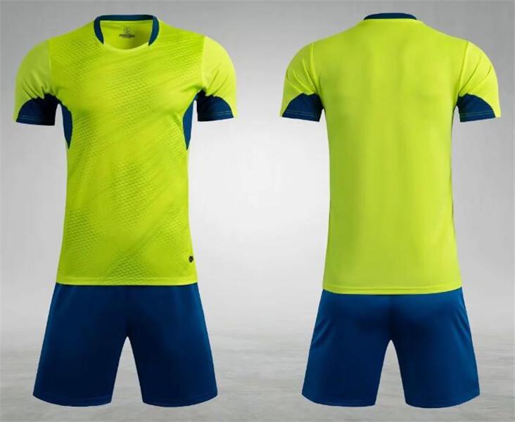 0189 Hommes Football Shirt Kits de football Jersey Taille adulte Taille à manches courtes Ensemble de jogging Tracksuit Set