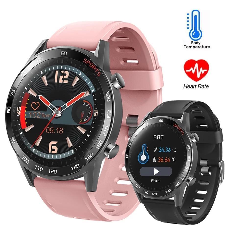 Smart Watch Wristband Bragband Монитор сердечных сокращений Браслет Артериальный давление Водонепроницаемый IP67 Фитнес-трекер Часы с розничной коробкой