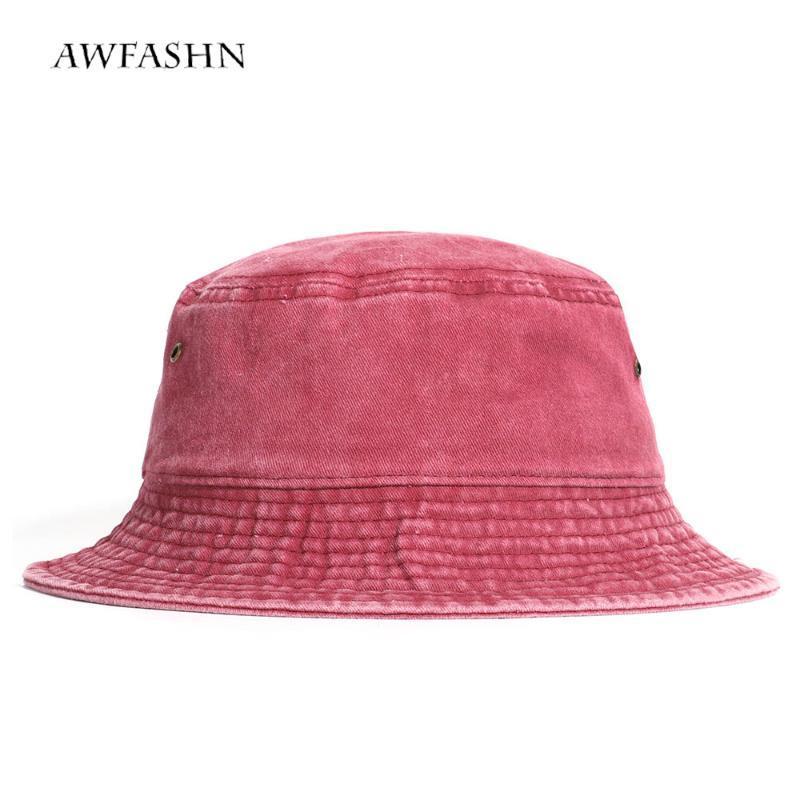 HARAJUKU Kova Şapka Erkekler / Kadınlar Evrensel Açık Plaj Güneş Siyah Moda Panama Balıkçılık Balıkçı Yaz Rahat Geniş Ağız Şapkalar