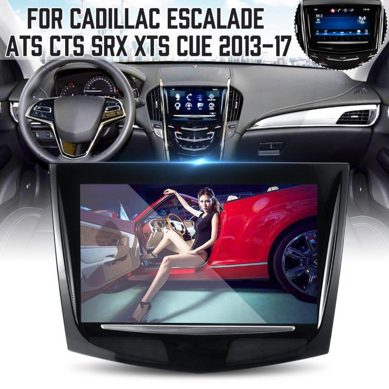 Car Video Touch Screen Display For Escalade ATS SRX XTS GTS CUE 2013-2021 Sense 23106488 With Installation Tools