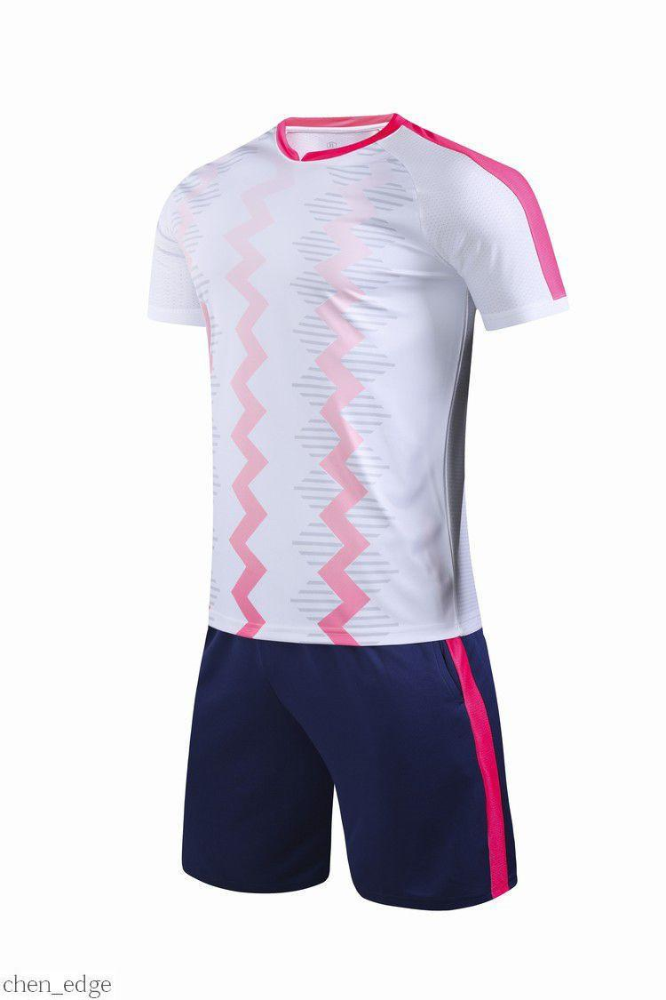 1656778SHION 11 فريق مجموعات الفانيلة فارغة، مخصص، تدريب كرة القدم ملابس قصيرة الأكمام الجري مع السراويل 022636750