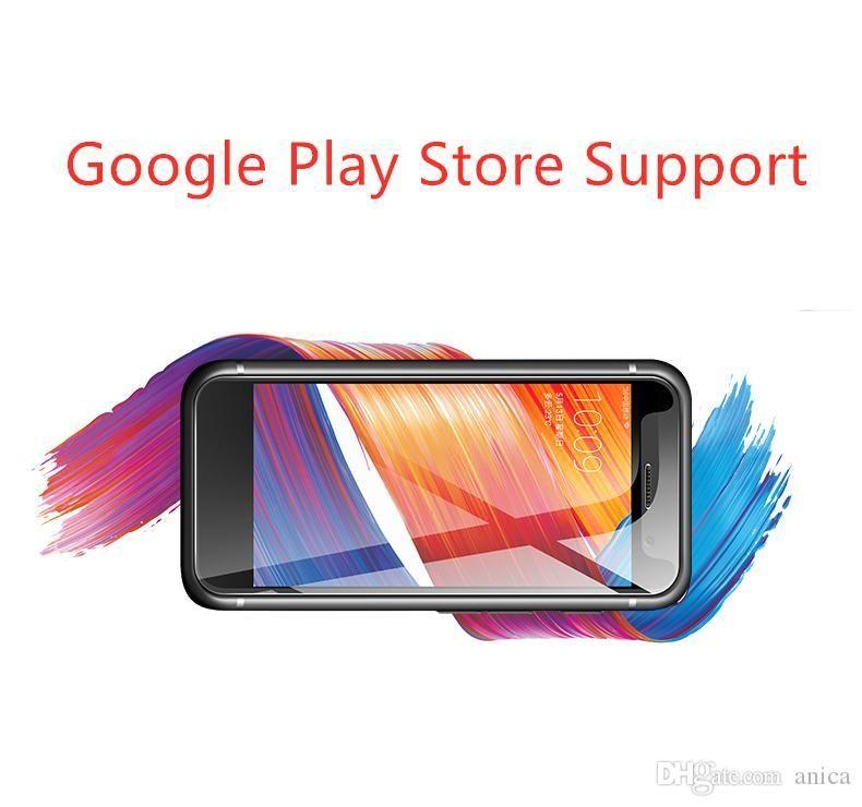 Original Whatsapp Celular Melrose S9X Android 6.0 Ultra-slim Mini Smartphone 2.5 inch 8GB Quad Core Bluetooth Camera WiFi Small Size Cell Phones