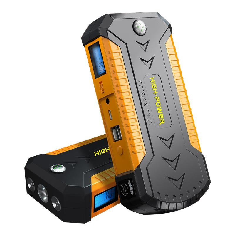 Fabrikversorgung Auto Jump Starter 12V Auto Batterie Power Bank 88000mAh Mobiltelefon Rettung Energie Lagerung Fahrzeug Werkzeuge