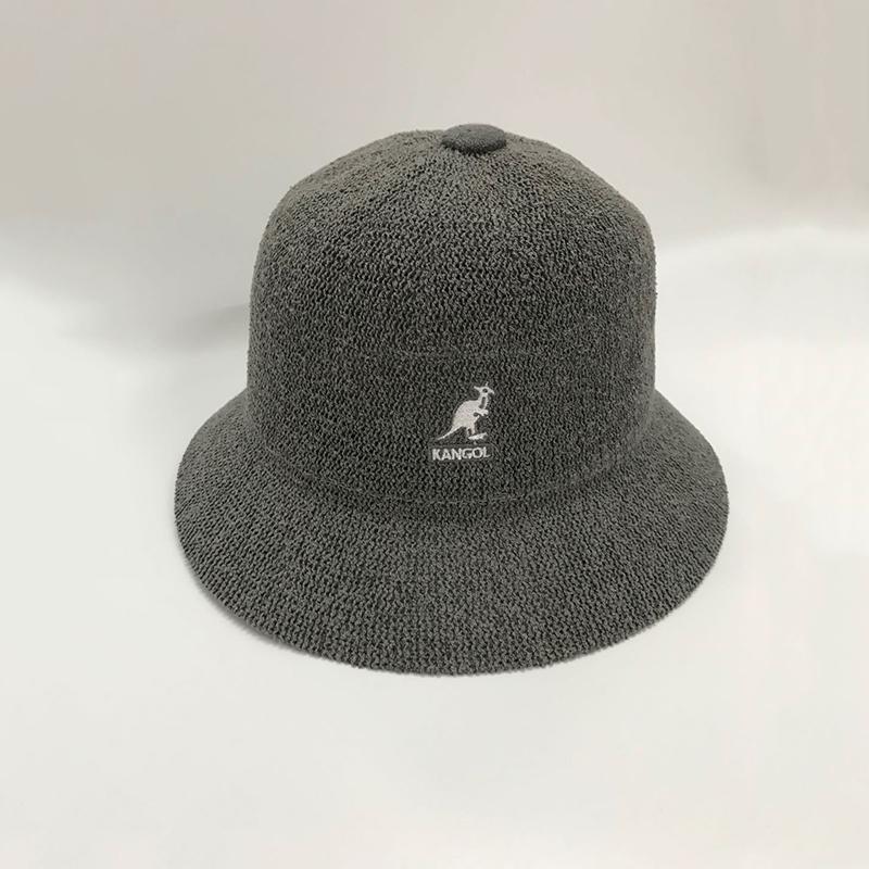 Kangol Şapka Kalite Terry Bez Kova Şapka 2020 Yeni Erkekler Fedoras kadın Moda Balıkçı Kadınlar için Caps Gorras Yün Kova Şapka F1208