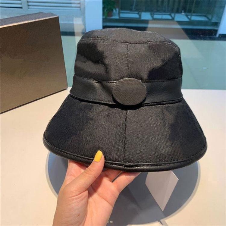 2021 Cappello con secchiello di moda per le donne Cappelli da uomo Berretto Berretto da baseball Berretto da uomo Donna Casquette 4 Seasons Mens Donna Pescatore Cappelli Cappelli Chapeaux