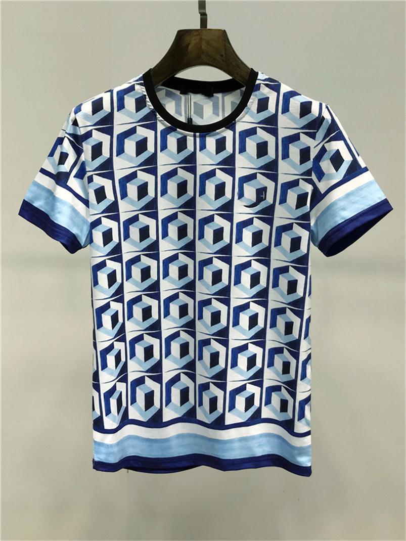 Été Hommes T-shirts T-shirts Chemises en coton Couleur Solide Manches courtes Tops Slim respirant Streetwear Streetwear Homme Tees Taille XXXL Vêtements # 12