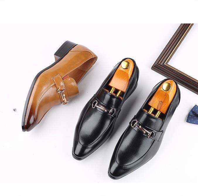 Tassel Loafer Shoes Men Slip on guidando mocassini confortevoli per la moda all'aperto Mans in pelle scarpa casual