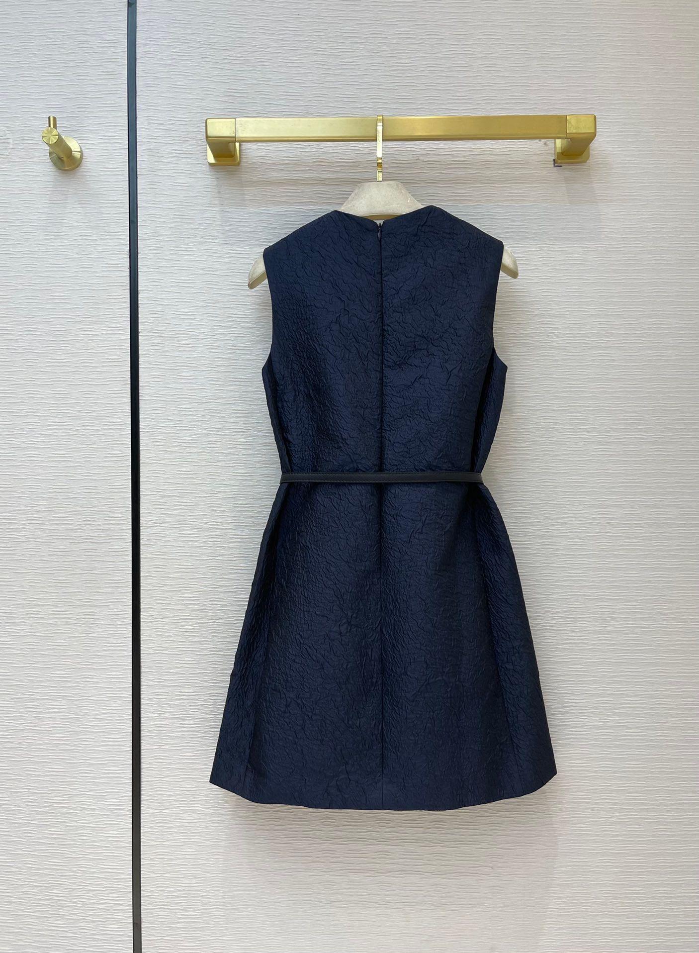 Milan Pist Elbiseler 2021 Yaz O Boyun Baskı Panelli kadın Tasarımcı Elbise Marka Aynı Stil Etekler 0321-21