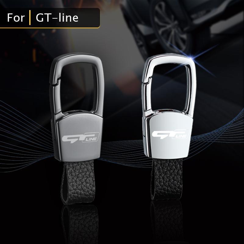 Porte-clés décoratifs pour Kia Rio Ceed GT Series 2010-2021 Pièces d'auto