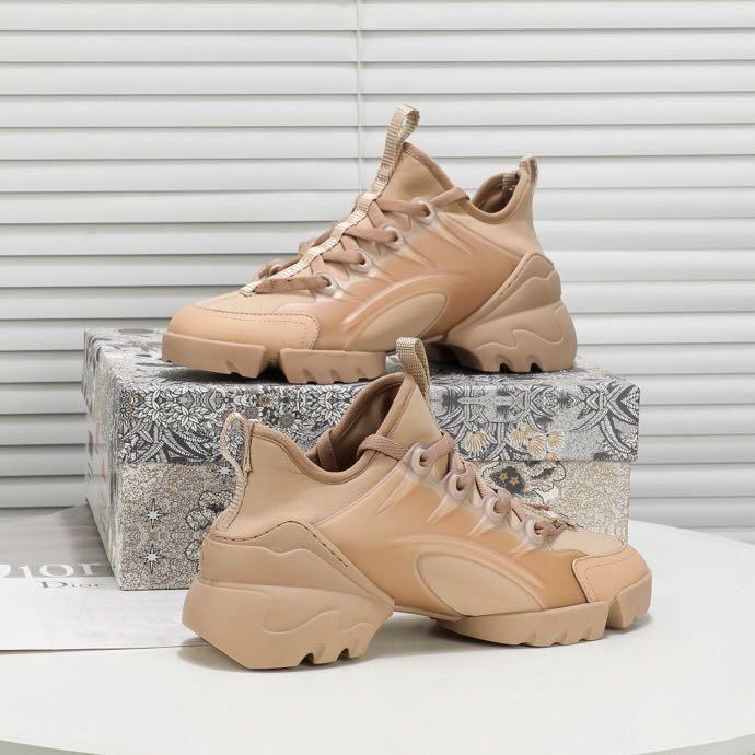 Dior shoes Moda de alta calidad Lusso zapatos de moda femenino diseño alto talón de cuero casual zapatos al aire libre zapatos para hombres y mujeres zapatos de gama alta