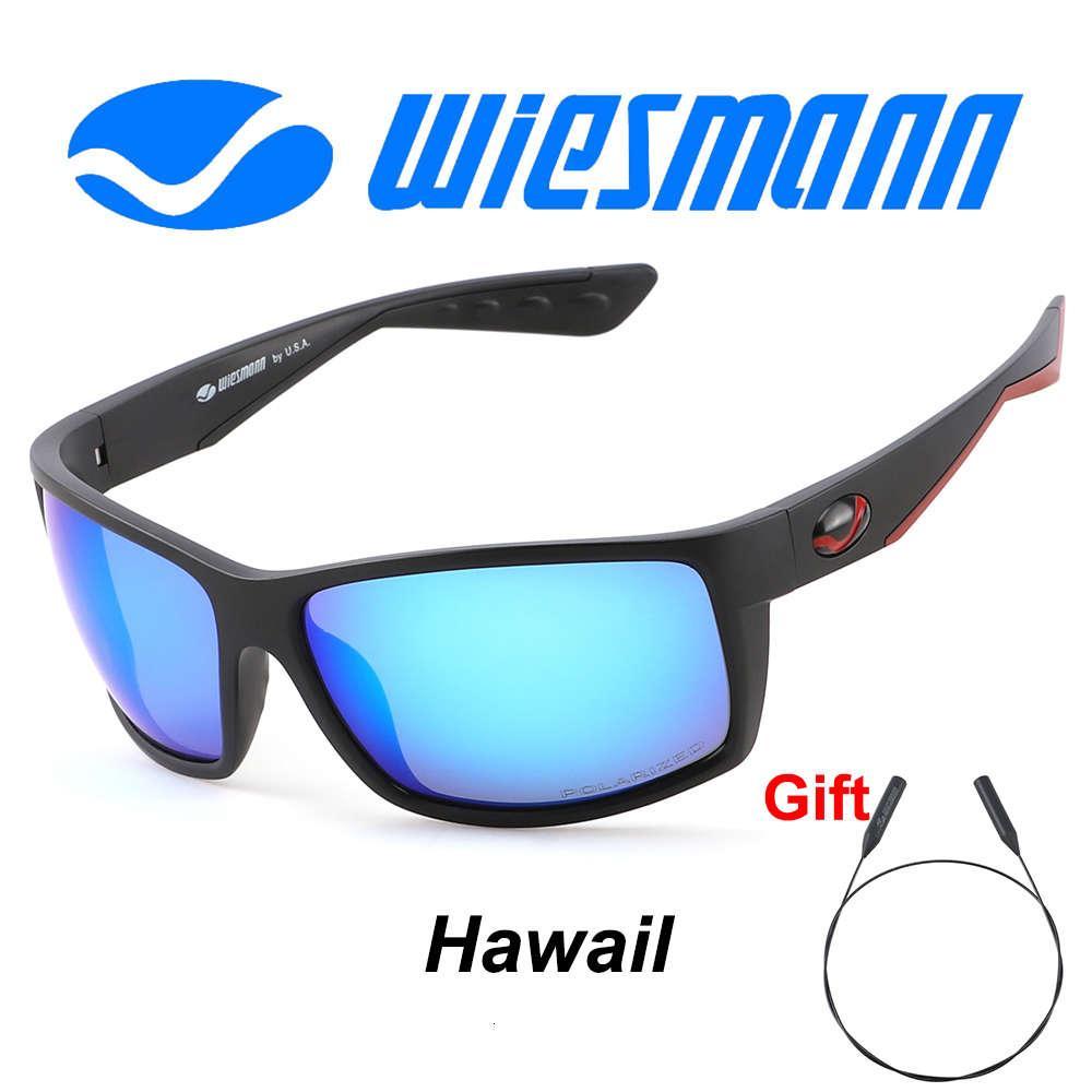 Nuevas gafas de sol polarizadas de Wiesmann Gafas de pesca de mar Hombres y mujeres Outdoor Driving Sports Sunglasses UV400 Ofertas