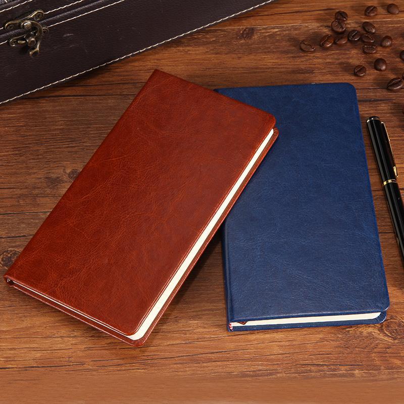 Agenda 2021 PU 가죽 노트북 A6 주간 플래너 Cuaderno Binder Libreat Notepad 일기 CAHIER Office 액세서리 Planificador Notepads