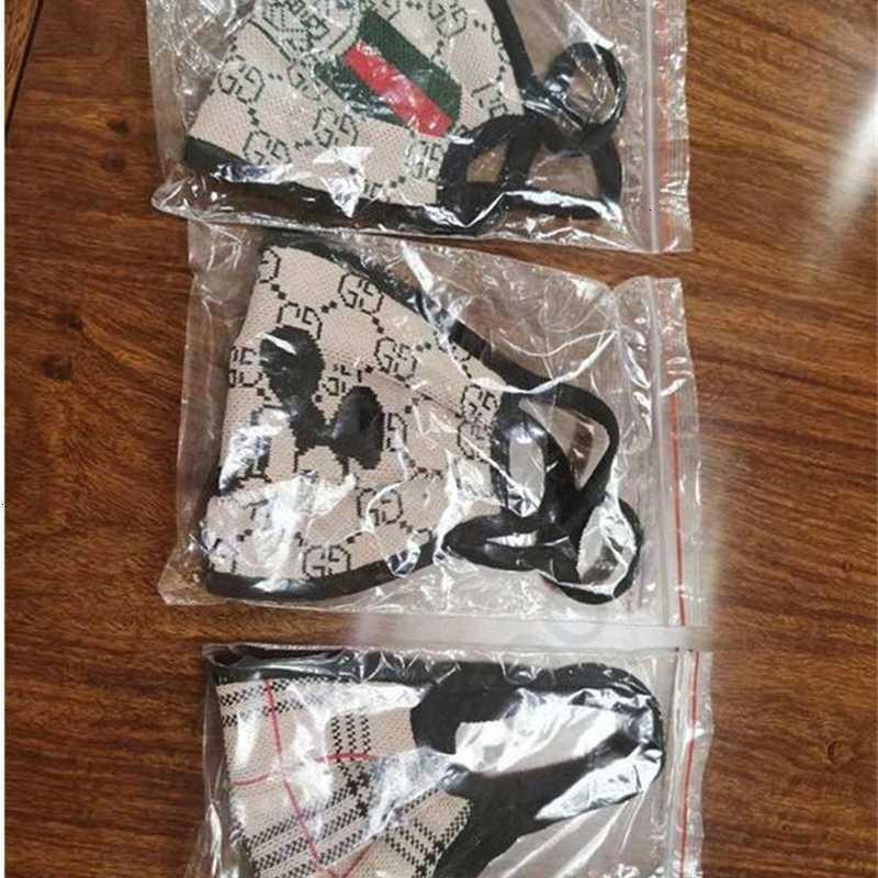 Alfabeto reutilizable Lavable 2020 Punto Máscara de punto Transpirable Lujo Bicicleta Unisex Participación al aire libre Accesorios
