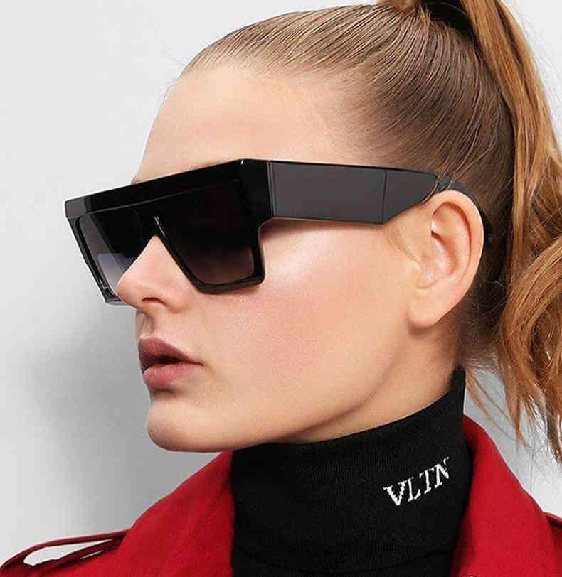 Occhiali da sole stile vintage Quadrato Jajad Fashion Modern Classic Gradient Cool Brand Design oculos de sol 400301