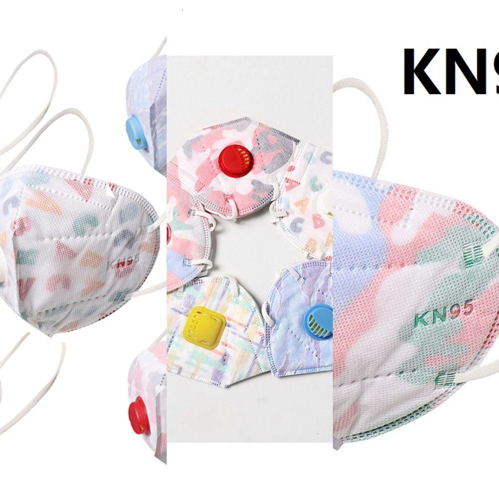 FábricaMP3XDHL Fast adulto Frete K95 95% Camo Filtro 5 Camada Designer Face Mask Ativado Válvula de Respirador de Carbono Masch