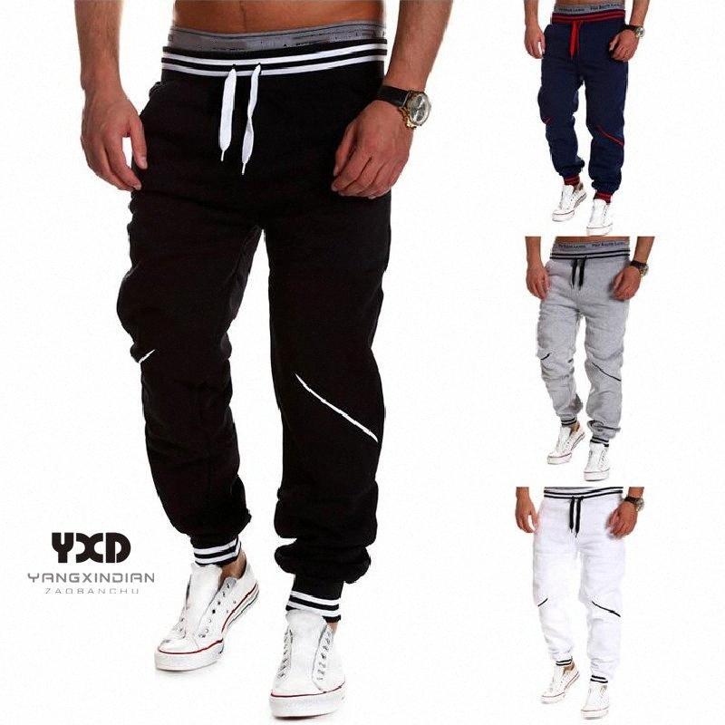 Men clothing new fashion autumn winter trousers mens casual sports pants man track pants man sweatpant Male fitness jogger H1Og#