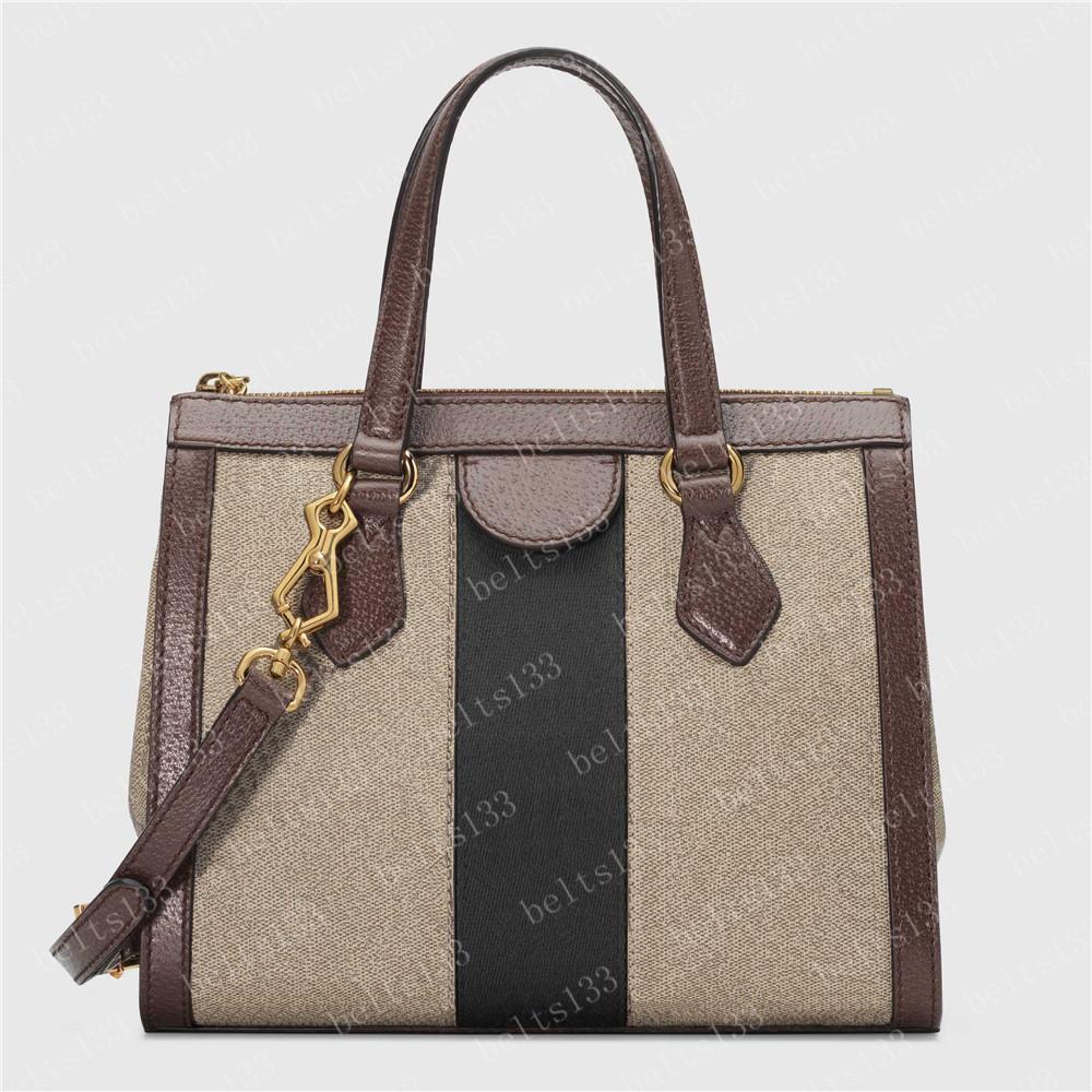 Tote Handbag Totes Tote Bag Handbag Womens Bag Backpack Women Tote Bag Purses Brown Bags Leather Clutch Fashion Wallet Bags 24cm GT001 856