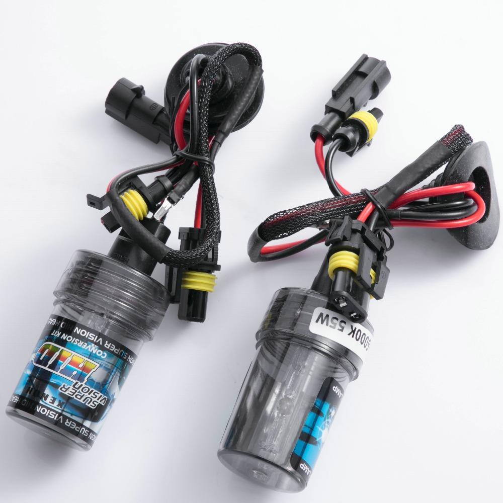 Winsun HID Xenon Kit Bulb 35W 55W 6000K H1 H3 H7 H11 HB3 HB4 H27 D2S 9012 880 881 H4 D2H Faro dell'automobile