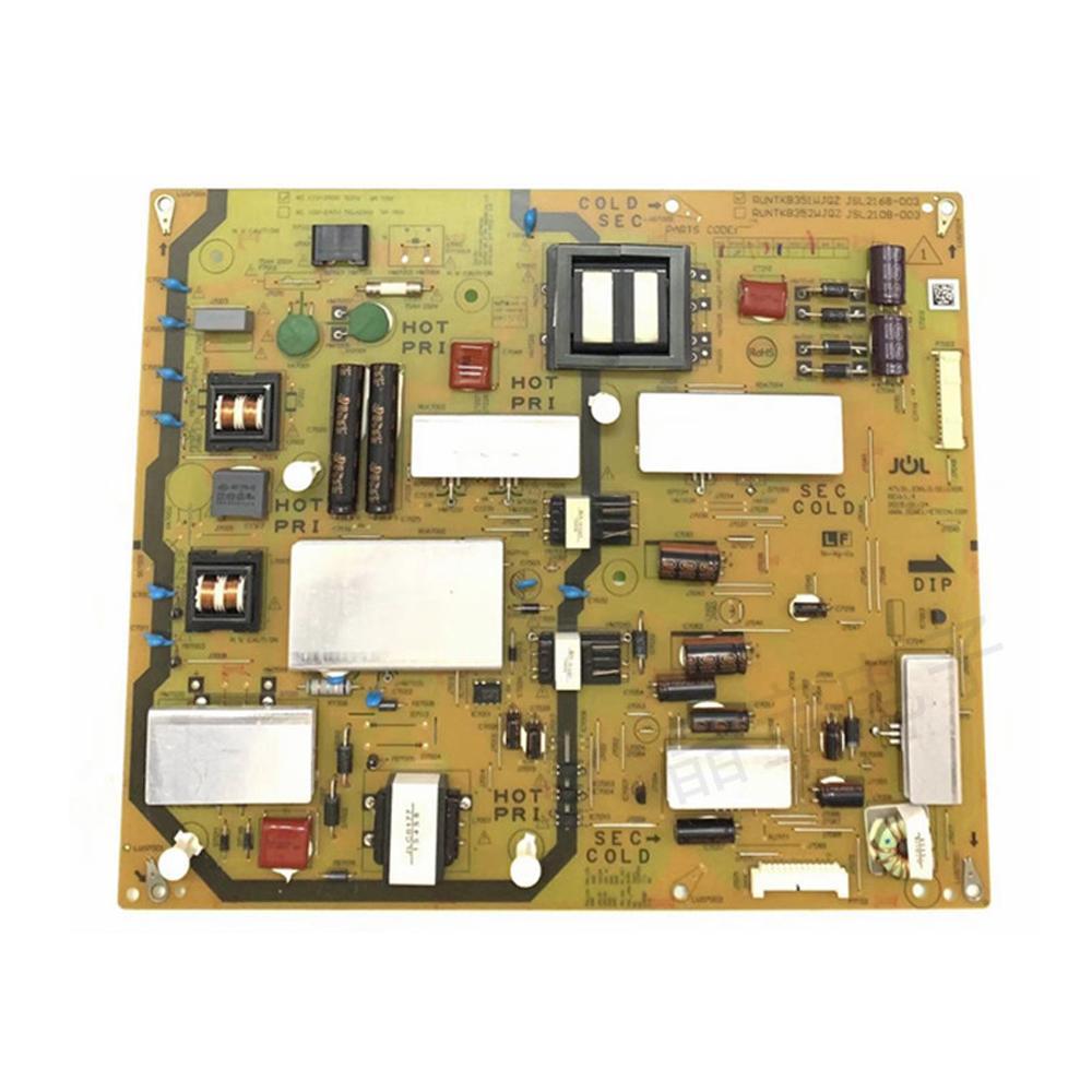 원래 LED 모니터 전원 공급 장치 TV 보드 부품 PCB Unit RuntKB351WJQZ Sharp LCD-55S3A LCD55DDS72A 용 JSL2168-003