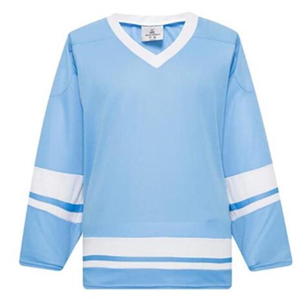 2021 남자 빈 아이스 하키 유니폼 유니폼 도매 연습 하키 셔츠 좋은 008