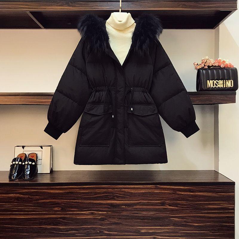 Jacke Frauen Winterkleidung, Baumwolle gepolsterte Jacke, locker, modisch