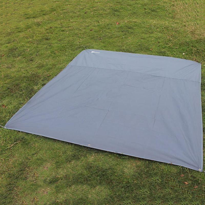 Открытые площадки Палатка Мат 220 * 150см Карманный пикник Водонепроницаемый пляж Песок Бесплатное одеяло Кемпинг Пикник Крышка Постельное белье
