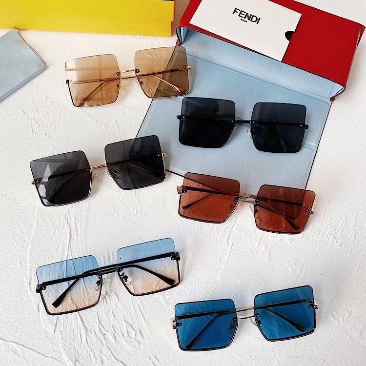 Coole neue Produkte auf der Gesichtshow FD Kindermode Baby Dekorative Sonnenbrille