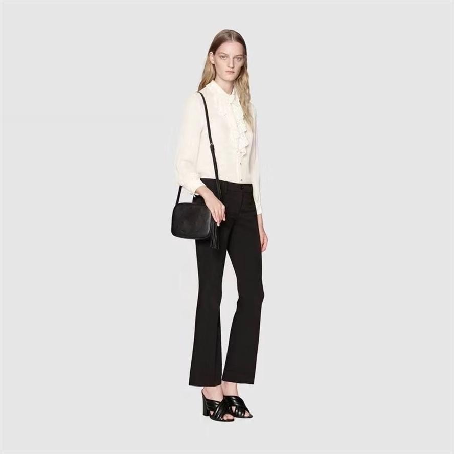 Çanta2021 Çanta Kaliteli Lüks Cüzdan Çanta Kadın Crossbody Çanta Moda Vintage Deri Omuz Püskül Çanta 006gg Çanta