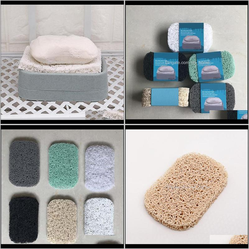 Soap Bathroom Aessories Bath Home & Gardensoap Saver Pad Lift For Holder Aessory Bundle Drains Water Circulates Air Bes Dishes Drop Delivery