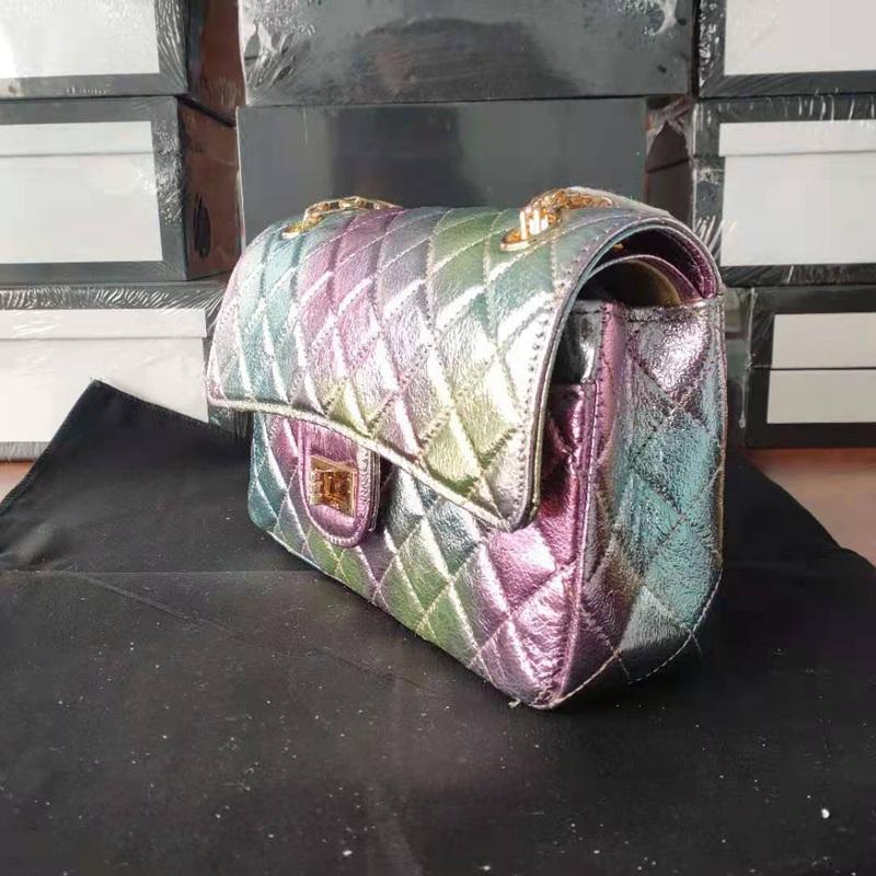 Gradiente alta edição exclusiva bolsa de couro limitada mulheres sacos de qualidade ombro mensageiro genuíno Stojp