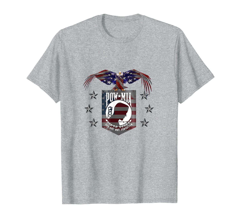 You are Not Forgotten Pow Mia T-Shirt