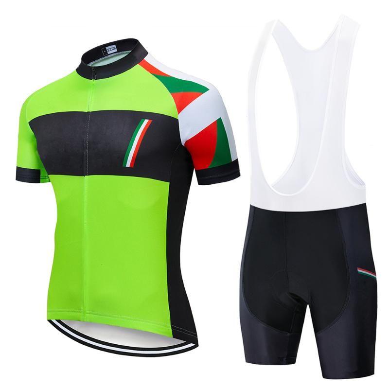 Racing Sets Велоспорт Джерси нагрудник с коротким набором MTB велосипедная рубашка велосипедная одежда Велосипедная одежда Велосипедная одежда Дорожная команда Crossmax Горная куртка