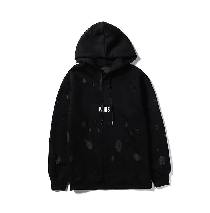 Mens Hoodies Letters Autumn Winter Women Hood Sweatshirt Men Streetwear Fashion Hoodie Clothing 4 Colors Classic Long Sleeve Size M-2XL 21