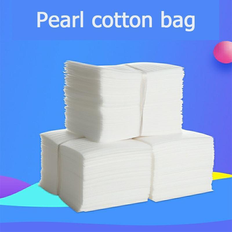 Sacos de embalagem 50 pcs Folhas de envoltórios de espuma para mover /, material de prato / material, pratos de embalagem de preenchimento de almofada
