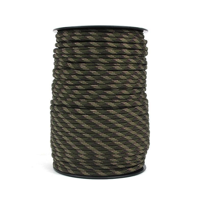 Standard 9 cœurs paracord corde 4mm de la cordon de parachute extérieur de la cordon de survie parapluie parapluie de cordons de lanière de longe