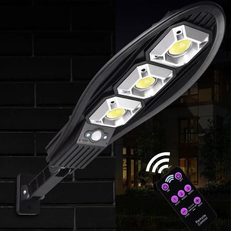 Hohe Qualität LED Solarlicht Outdoor Wasserdichte Lampe Wand Park Yard Gartenpfad 2pcs / lot Interiorexternale Lichter