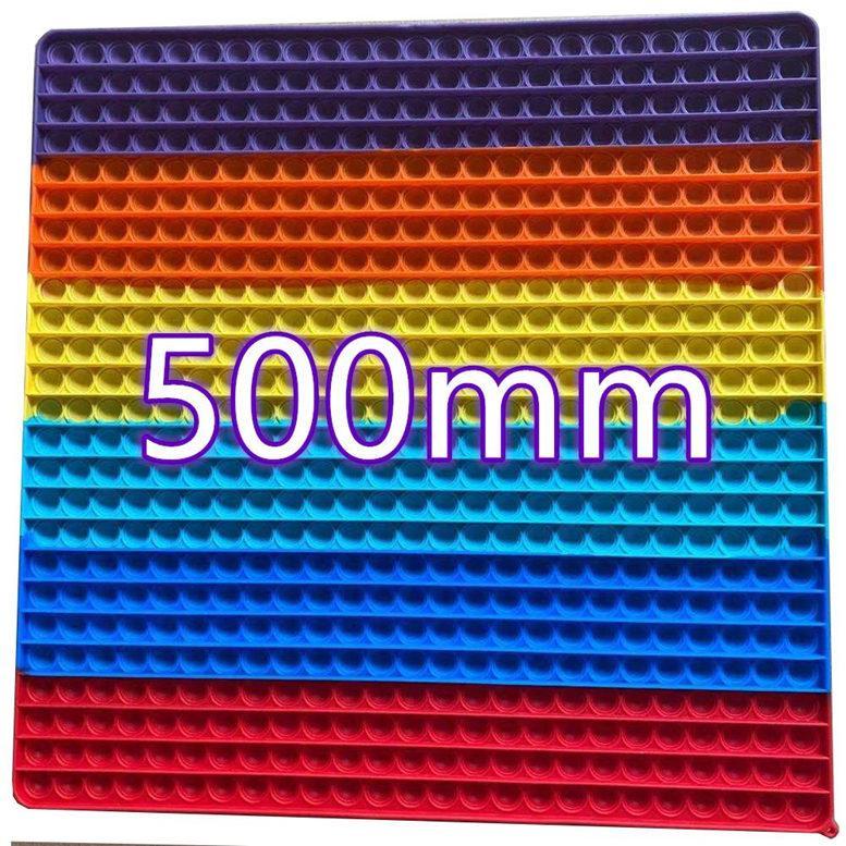 50 cm 40cn 30cm 30 cm super grande dimensione viridget giocattoli pop tpys push bolla giocattoli autismo stress reliever adulto bambino divertente anti-stress
