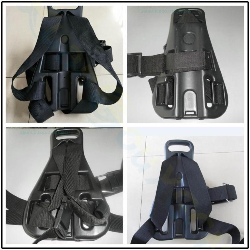 Diving Tank Special Back Plate For 7-12 Liter Oxygen Cylinder Backplate Dive Gear Equipment Premium Masks