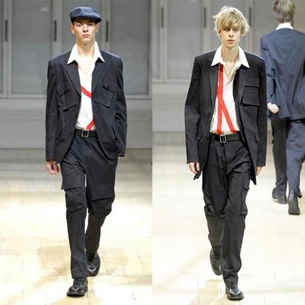 Men's Suits & Blazers S-6XL!!2021 Catwalk Style Show Customization Loose