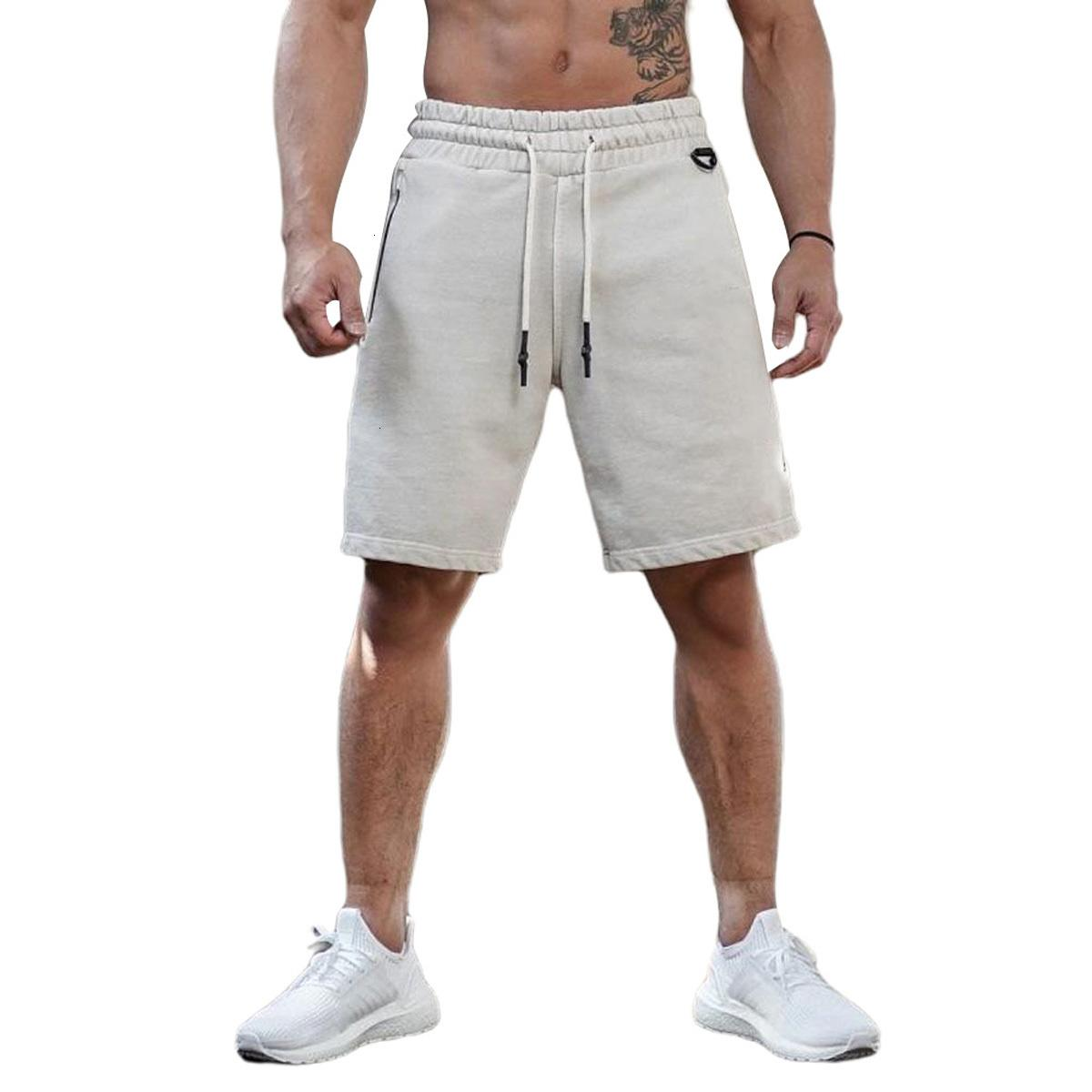 Hombres Casual Effens Color Running Cat Mode Fitness Practice Enterrout Summer Jogging Pantalones Entrenamiento Shorts0yk20yk2